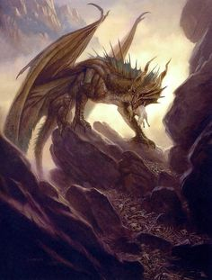 "The only reason dragons have so called ""liars"" is so they don't have sheep remains and whatnot all over the place.Dragons are very clean creatures."