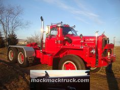 Mack Restoration by Mickey Delia 963 Rt 519 in Kingwood, NJ 08825 908-723-1073