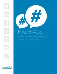 What You Need to Know About Marketing with #Hashtags Across #SocialMedia by Hootsuite.See how we can help you become the next success story www.GoSocialWithMarki.com or Call 773-CE-MARKI