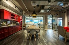CA Technologies offices by Setter Architects, Herzliya – Israel » Retail Design Blog