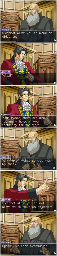 91 Best Ace Attorney Quotes Images Ace Attorneys Phoenix Wright