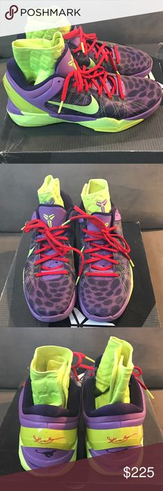 31dbb7ba53 Nike Zoom Kobe VII Christmas