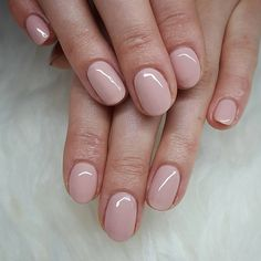 Dipped Nails, Beauty Solutions, Beauty Ideas, Nail Colors, Colours, Nude Nails, Make Up, Gel Polish, Manicure
