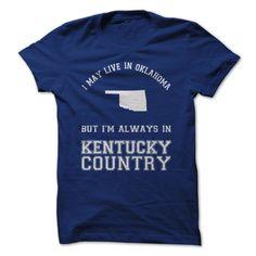 Oklahoma Kentucy Country #sport #tshirt