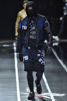 Fashion Snoops_DARK SPORT_Plein Sport | Milan F/W 17/18