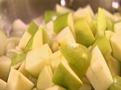 Celery Root and Apple Puree recipe from Ina Garten via Food Network