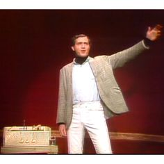 Andy Kaufman.. here he comes to save the day!