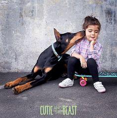 Corazón derretido en 3..2..1. La amistad entre esta NIÑA y su PERRO es oro puro