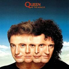 """From the 'The Miracle' album from written by Brian may. """"I Want It All"""" was composed in Brian May commented that the song was inspired by his Worst Album Covers, Cool Album Covers, Music Album Covers, John Deacon, Brian May, Playlists, Queen Banda, Queen The Miracle, Good Running Songs"""