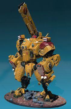 Warhammer 40000,warhammer40000, warhammer40k, warhammer 40k, ваха, сорокотысячник,фэндомы,Wh conversion,Miniatures (Wh 40000),Tau Empire,Tau, Тау,KV128 Stormsurge