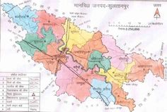 Map Of Sultanpur - http://holidaymapq.com/map-of-sultanpur.html