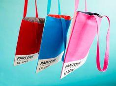 Uma bolsa e muitas cores!
