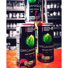 Organique Energy Drink