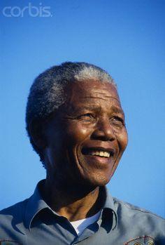 "Nelson Mandela, Madiba   ""It always seems impossible until it's done."""