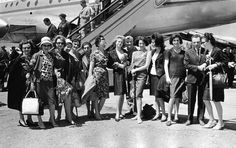Modelki i Jadwiga Grabowska Vogue, Concert, Vintage, Polish, Fashion, Historia, Poland, Searching, Moda