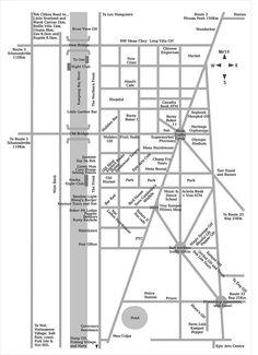 kampot tourist map - Google Search