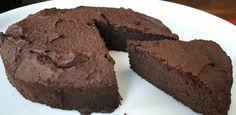 Gâteau au chocolat à la farine de coco (régime paléo) | Fitnessfriandises.fr