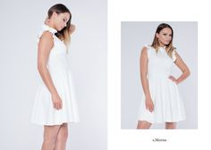 Graduation, White Dress, Dresses, Fashion, Dresses For Graduation, Vestidos, Moda, Fashion Styles, Moving On