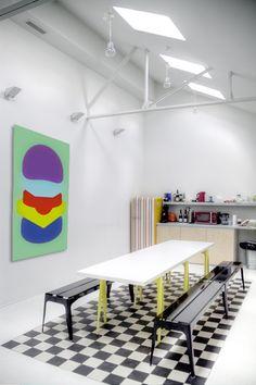 Rodolphe Parente Architecture Design • Architecture commerciale & retail design - Native communication