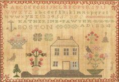 1834 Sampler