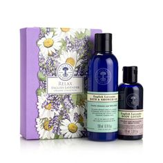 Relax English Lavender Organic Collection