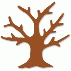 Silhouette Design Store – Design # 60954 view: Tree - New Deko Sites Classroom Family Tree, Family Tree For Kids, Classroom Decor, Silhouette Design, Tree Crafts, Paper Crafts, Fall Crafts, Diy Crafts, Art For Kids
