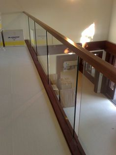 Prefinished Stair Parts – Stairs Project Design Modern Stair Railing, Stair Handrail, Modern Stairs, Railing Design, Staircase Design, Outdoor Stairs, Deck Stairs, Balcony Railing, House Stairs