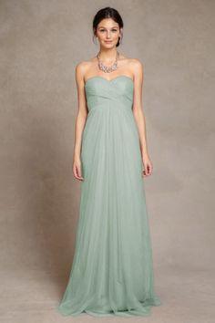 Sloanie's Dress - Sea Glass Green from Jenny Yoo