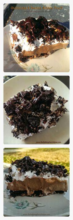 Heavenly Chocolate & Peanut Butter Fluff Dessert – The Baking ChocolaTess