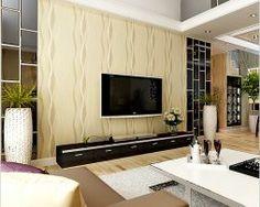 Moderná tapeta so vzorom v zlatej farbe Flat Screen, Blood Plasma, Flatscreen, Dish Display