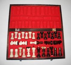 Chess Chess board Chess set Birthday gift от EcoToy на Etsy, $44.99