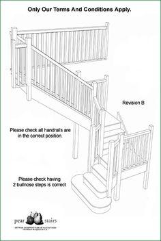 Pilgrim's View American Oak Staircase