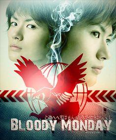 Bloody Monday (Japan, Series, 2008), starring Haruma Miura, Takeru Sato, and Fujii Mina. 9/10