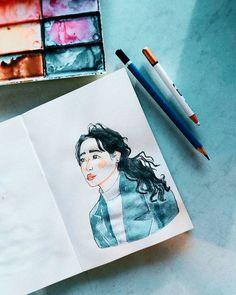 Lee Min Ho, Time Travel, Lovers Art, More Fun, Science Fiction, Fan Art, King, Drawings, Artwork