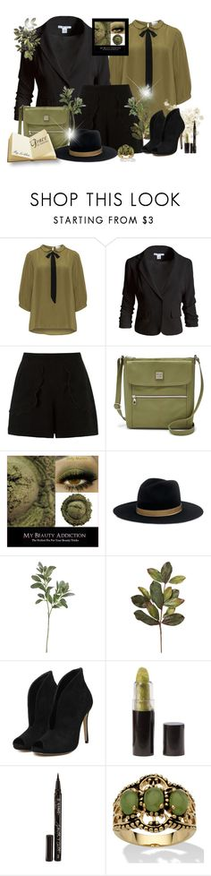 """Grace...It's Amazing..."" by li-lilou ❤ liked on Polyvore featuring JunaRose, Sans Souci, Andrea Bogosian, Relic, IRO, Smith & Cult, Palm Beach Jewelry and plus size clothing"