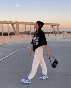 Swaggy Outfits, Baddie Outfits Casual, Cute Swag Outfits, Cute Comfy Outfits, Trendy Outfits, Summer Outfits, Tomboy Fashion, Teen Fashion Outfits, Mode Outfits