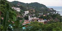 Sayulita, Mexico- great fishing village!  Low key vibe, non-touristy, and authentic.  Love this place!