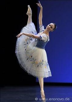 """balletish: """" Ludmila Konovalova - Genzano Flower Festival """""""
