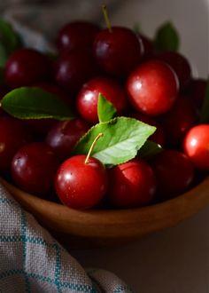 Cherry plums.