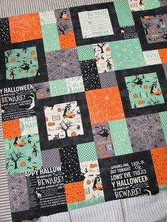 Halloween Quilt Inspiration