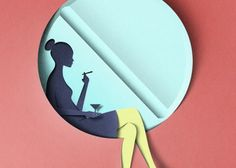 Creative and Unique Editorial Illustrations by Eiko Ojala