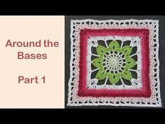 It's all in a Nutshell | A nutty crochet blog for nutty people ~  Part 1 video