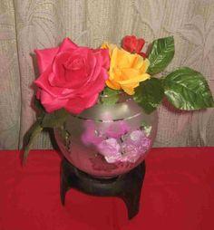 Arreglo floral estilo chino