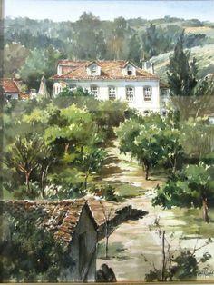 Cunha Rocha - Aguarela