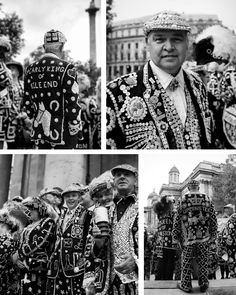 "What an unusual quirk! I shall do my research once I have a date set so that I don't miss things like this. -janis  ""The London tradition of the Pearly Kings and Queens began in 1875, by a small lad named Henry Croft."""
