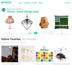 Shop For Modern Design A New Way With Fresh - Design Milk