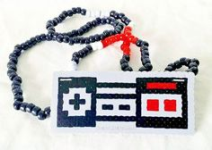Controller Kandi Necklace