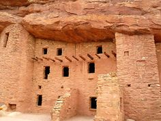 Pueblo Cliff Dwellings, Manitou Springs, Colorado, Been there