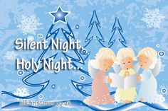 Silent Night | All Christmas Blog