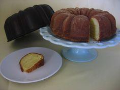 Easy Basic Pound Cake
